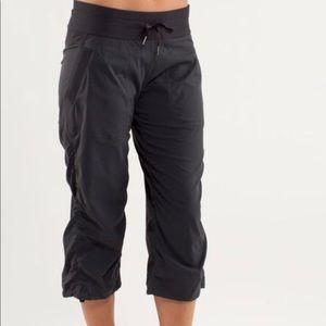 Lululemon studio pants black